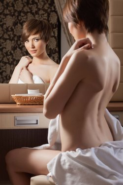Miroir ! Mon beau miroir ...
