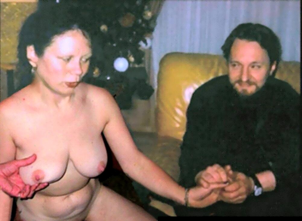 Des photos privées de Mme Colette Choisez entièrement nue se retrouvent sur le net et font le Buzz !