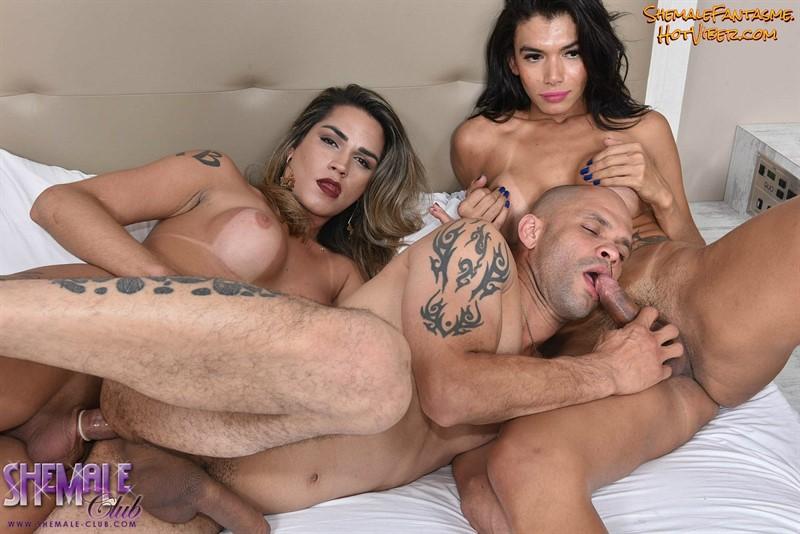 Amanda Fialho & Valerya Pacheco (set 2)