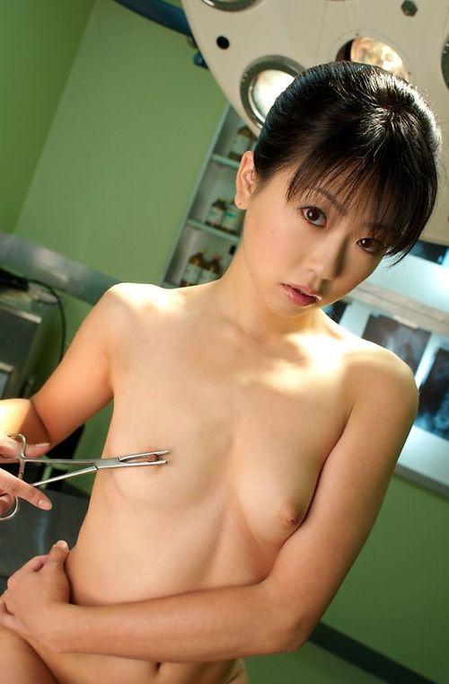 Des jolies japonaises aux petits seins 7