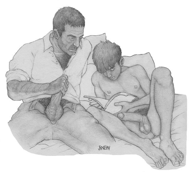 Гей Порно Инцест