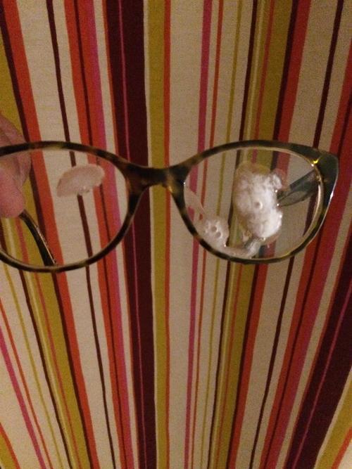 femme a lunette femme a quéquette