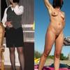BRIGITTE nue ou habillée