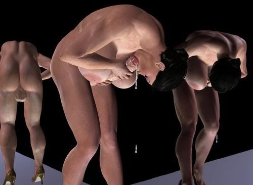 Galerie Digitale 23 : Shemale Dream
