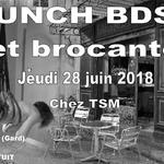 Munch et brocante BDSM 28 juin 2018