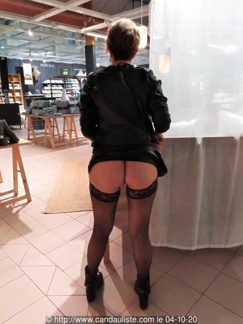 olival  en live fait les magasins