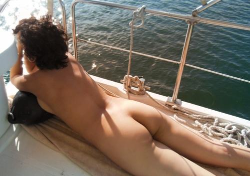 Dernières photos sur le bateau à Venise