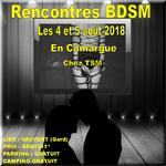 Week-end de rencontres BDSM