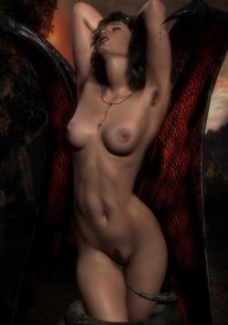 Galerie Digitale 34 : Evil Babes 1