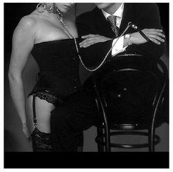 Maître et soumise... Quel plaisir...