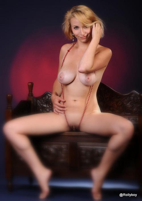 La beauté féminine sera toujours privilégiée sur mon blogue.