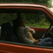 Branlette dans sa voiture