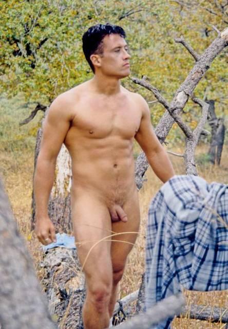 Homme au naturel