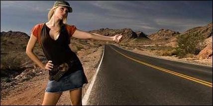 Aventures ou mésaventures de l'auto-stop (partie I)