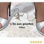 I ile des géantes (Ebook pour instruire mes soumis).
