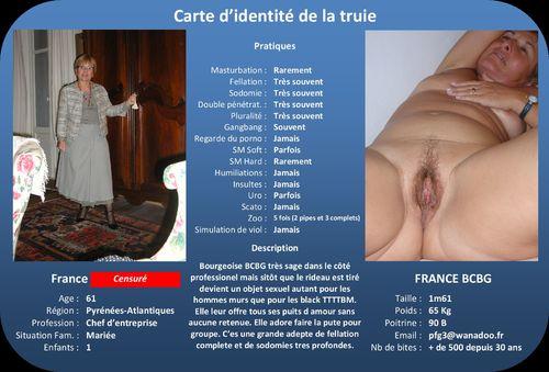 France mature quinquagénaire sans tabous