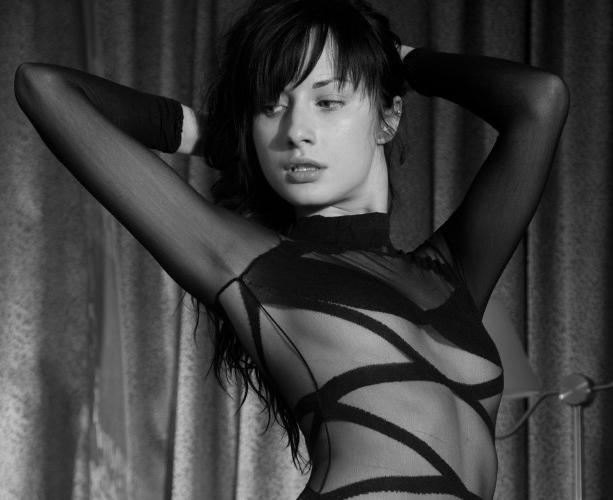 La sensualité ne signifie pas toujours la nudité.