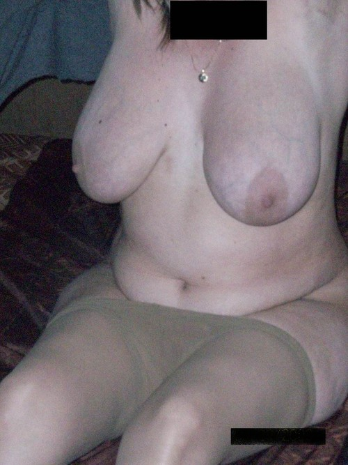 Gros seins de SANDRINE