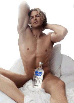 Prendre de la bouteille ...