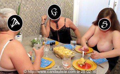 Un repas qui se finira comment vous croyez?