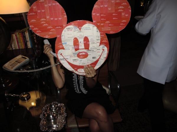 Mickey aime t'il le sexe ?