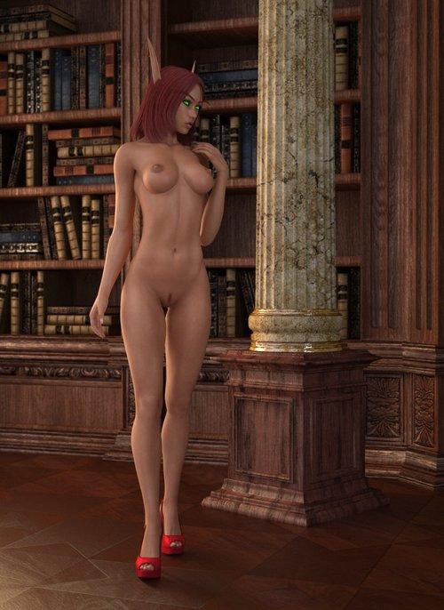 Galerie Digiltale 26 : Beautés Elfiques