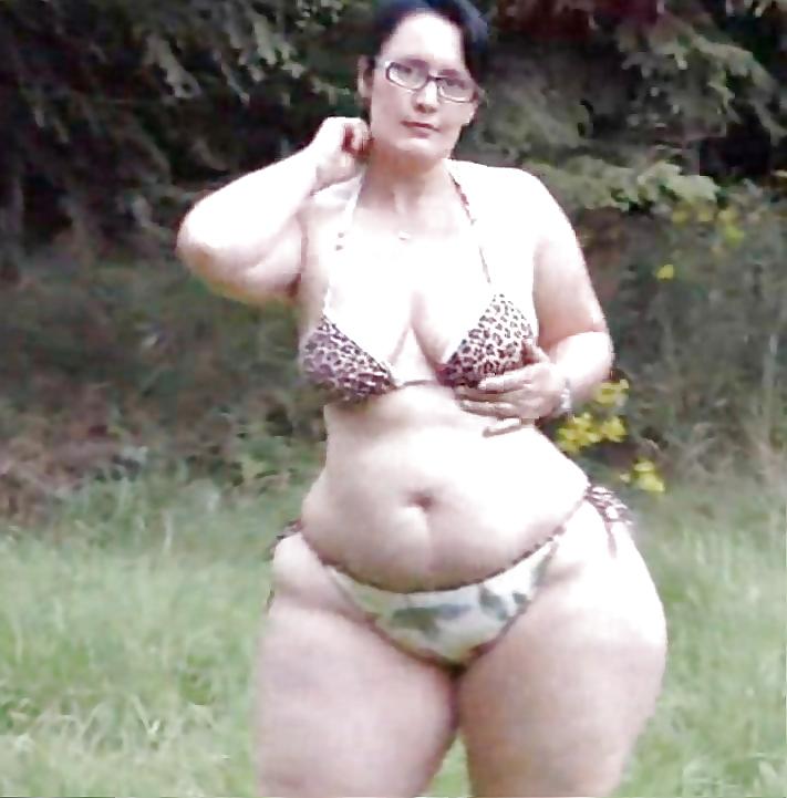 Порно фото толстых женщин с широкими бедрами