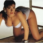 SABRINA SALERMO   /   CHANTEUSE     ANNEE 80 SUITE