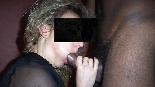 Bordelaise bon cul a black