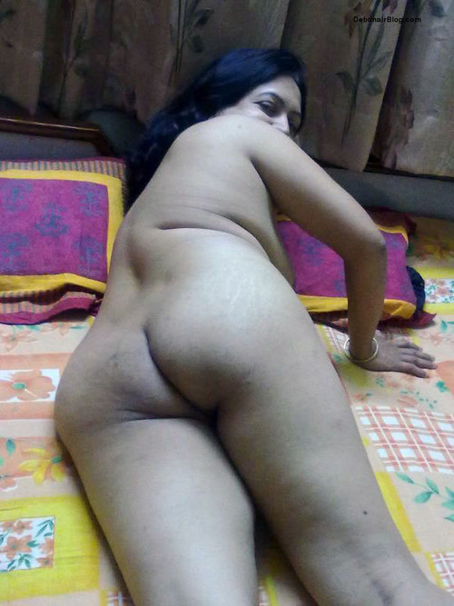 Naughty MILF Bhabhi Lying Naked