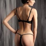 Slip, string, culotte de bourgeoise soumise
