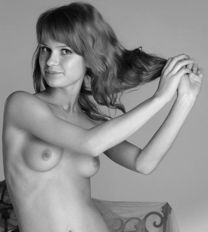 J'adore la beauté féminine.