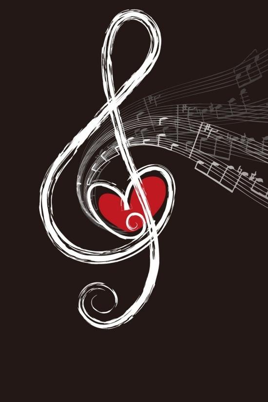 La musique éveille les sens...