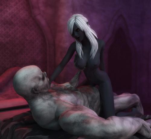 Galerie Digitale 27 : Fantasy Porn