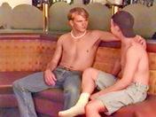 Gays en chaleur au club house