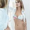 Kate Moss en lingerie et petite culotte