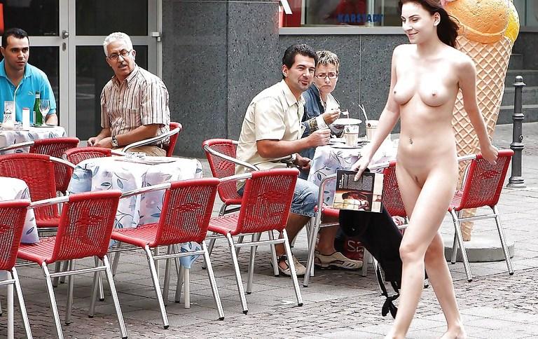 Public Nude Porn
