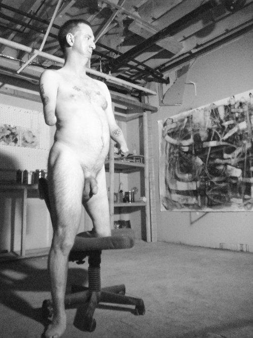 Être un modèle nu? Une expérience inoubliable!