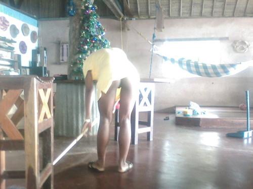 Slut maid malagasy
