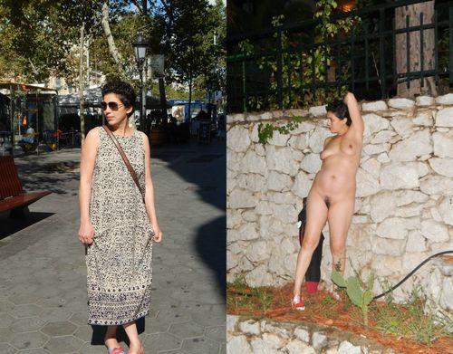 Dress - undress