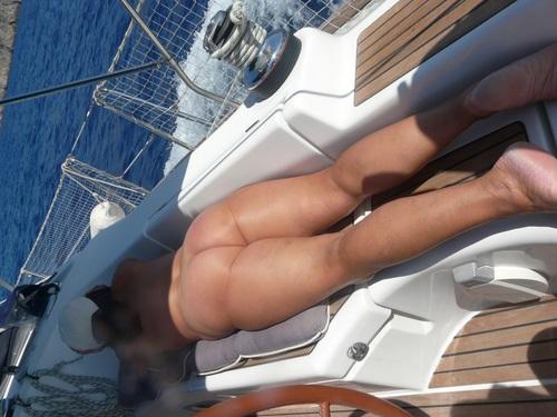 CATHY préfère le bateau