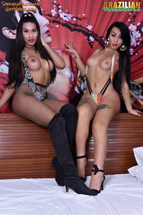 Nicolly Pantoja & Eveline Moura
