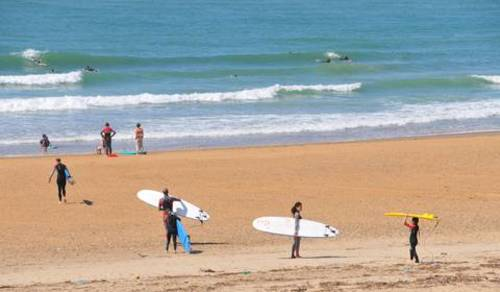 Vacances à Biarritz - 1