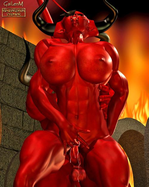 Galerie Digitale 37 : Evil Fuck