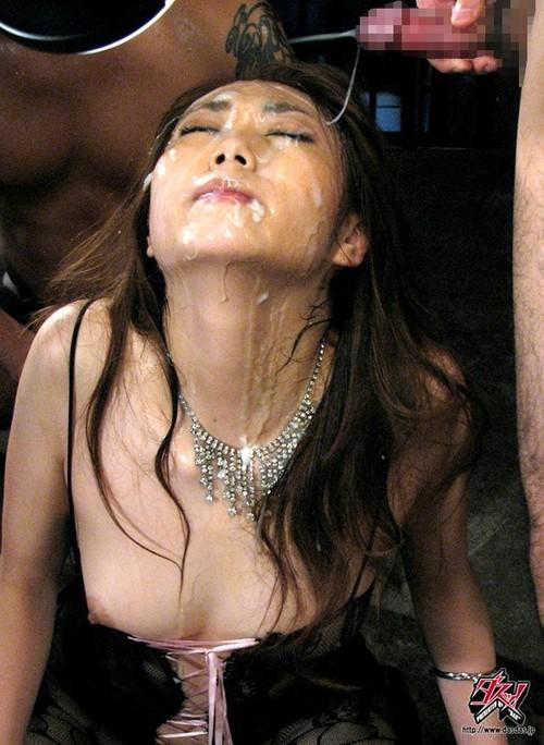 Face à sperme 5