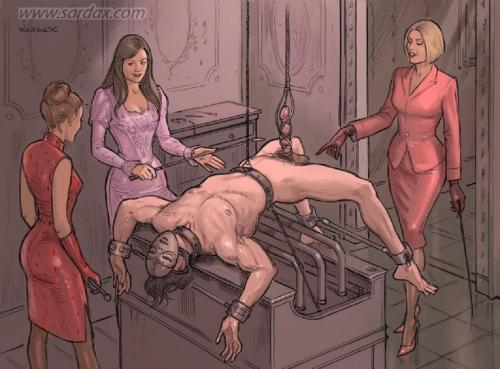 порно рассказы на тему женского доминирования