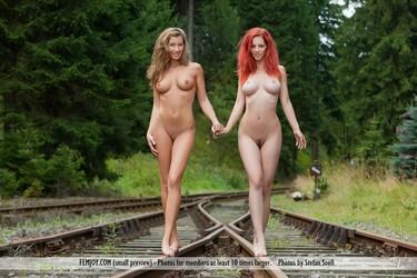 Ariel & Irena
