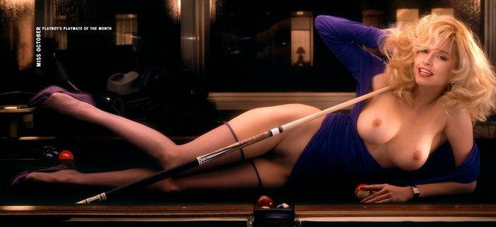 Karen Foster - Miss Octobre 1989