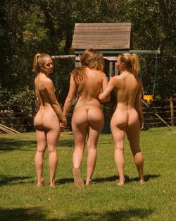 Les 3 graces ...