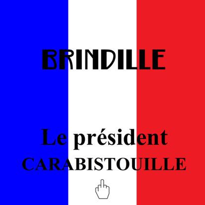 Le président Carabistouille - Brindille